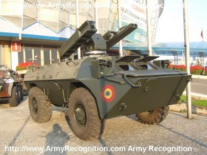 PAAD Expomil 2007 - Sursa: ArmyRecognition.com