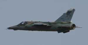 Super Mirage F1 - Sursa: Facebook.com