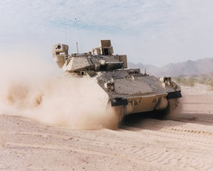 M3A3 Bradley - Sursa: defenseindustrydaily.com