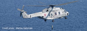 Thales FLASH la bordul NH-90 - Sursa: naval-technology.com