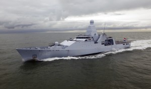 OPV like a boss, Holland class - Sursa:  damen.com