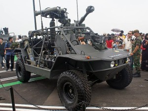 Spider Light Strike Vehicle - Sursa: Wikipedia.org