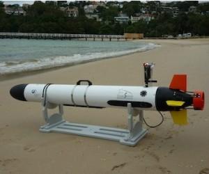 OceanServer Iver2 - Sursa: www.acfr.usyd.edu.au
