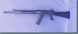 Arma asalt 5.56mm - Sursa UM Sadu