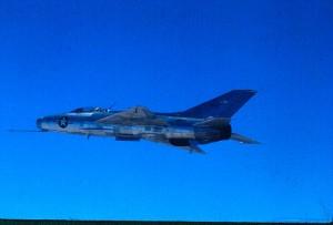 MiG-21 Have Doughnut - Sursa: area51specialprojects.com