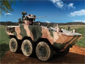 VBTP-MR Guarani cu UT30BR - Sursa: defesaglobal.wordpress.com