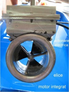 Motor electric inelar naval - Sursa: ICPE
