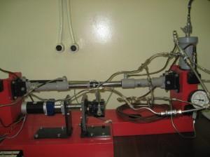Servoactuator hidrostatic SAHA - Sursa: INCAS