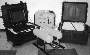 Sistem complet MRS-01 - Sursa: UTI