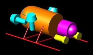 Varianta un corp etans - Sursa: SC ICPSP SA
