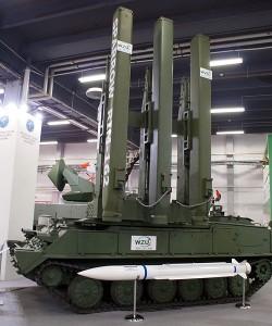 WZU Raytheon ESSM - Sursa: www.altair.com.pl