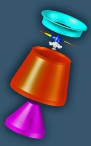 Componente sistem propulsie - Sursa: www.cnmp.ro