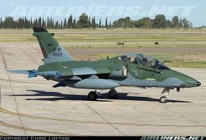 AMX-T - Sursa: Airliners.net