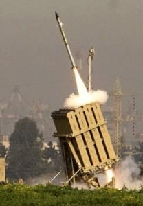 Iron Dome - Sursa: solveisraelsproblems.com