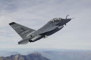 M-346 - Sursa: flightglobal.com