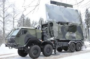 GM400 in serviciu finlandez - Sursa: puolustusvoimat.fi