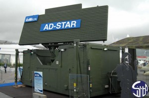 Elta EL/M-2288 AD-STAR - Sursa: defense.gouv.fr