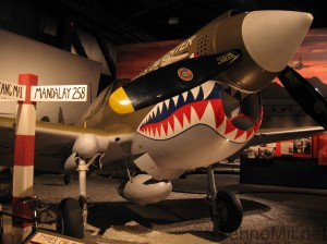 Flying Tiger P-40