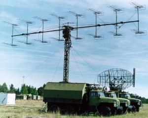 Radar de mare distanta P-18 - Sursa: Wikipedia.org