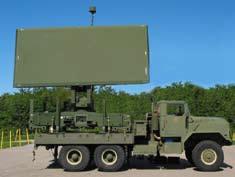 Antena TPS78 - Sursa: NorthropGrumman