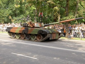 PT-91 Twardy va avea un inlocuitor produs local - Sursa: Wikipedia.org