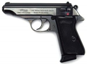 Walther PP - Sursa: Wikipedia.org