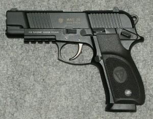 Pistol MAG-08 - Sursa: Wikipedia.org