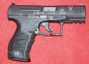 Pistol P99 RAD - Sursa: Wikipedia.org