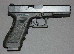 Glock 19 - Sursa: Wikipedia.org