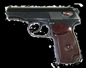 Pistol Makarov - Sursa: Wikipedia.org