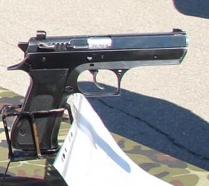 Pistol Md.95 - Sursa: Wikipedia.org