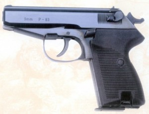Pistol P-83 Wanad - Sursa: Wikipedia.org