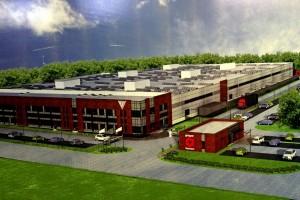 Proiectul noii fabrici de arme din Radom - Sursa: msp.gov.pl