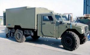 Sherpa Light Carrier - Sursa: Renault Truck Defense
