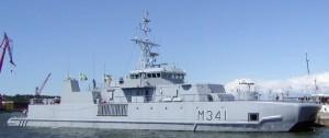 Clasa Oksoy - Sursa: ShipsAndHarbours.com