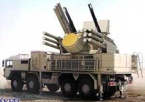 Pantsir S1E - Sursa: Ausairpower.net (KPB, Miroslav Gyűrösi)