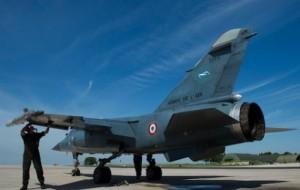 ATAR 09K50 pe Mirage F1 - Sursa: Armée de l'air via Aerobuzz.fr
