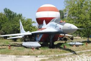 MiG-29 Sniper - Sursa: Wikipedia.org