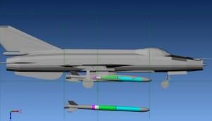 NanoLaunch MiG21 - Sursa: Premier Space Systems via www.co.siskiyou.ca.us