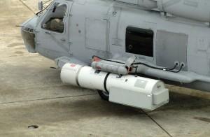 Airborne Laser Mine Detection System (ALMDS) - Sursa: Northrop Grumman