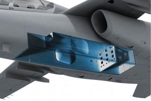 Compartiment intern Scorpion - Sursa: scorpionjet.com