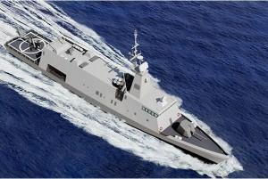 SAAR S-72 - Sursa: Israel Shipyards