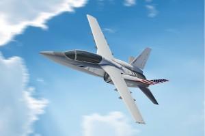 Textron AirLand Scorpion - Sursa: scorpionjet.com