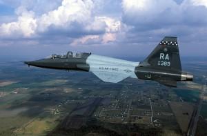 Programul T-X va stabili succesorul lui Norhrop T-38 Talon - Sursa: Wikipedia.org