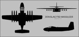 F6D Missileer - Sursa: airvectors.net