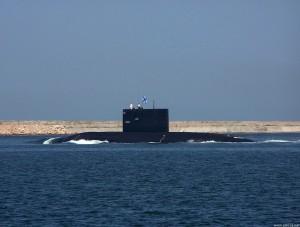 Alrosa, deocamdata singurul submarin al Flotei Marii Negre - Sursa:  alrosa.net