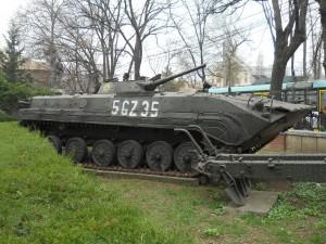 MLI-84 Muzeul Militar Naţional - Sursa:  wikimedia.org
