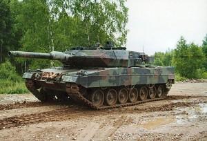 Leopard 2A5 german - Sursa: armyrecognition.com