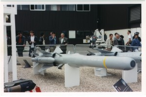 Mockup MILAS - Sursa: rocketryforum.com