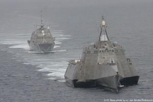LCS, viitorul sau trecutul? - Sursa:  naval-technology.com